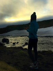 Iceland's Fimmvörðuháls Pass