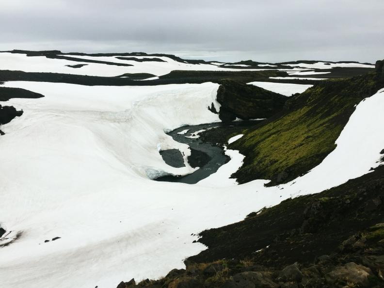 Fimmvorduhals Pass Hike