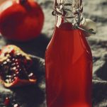 homemade pomegranate syrup recipe