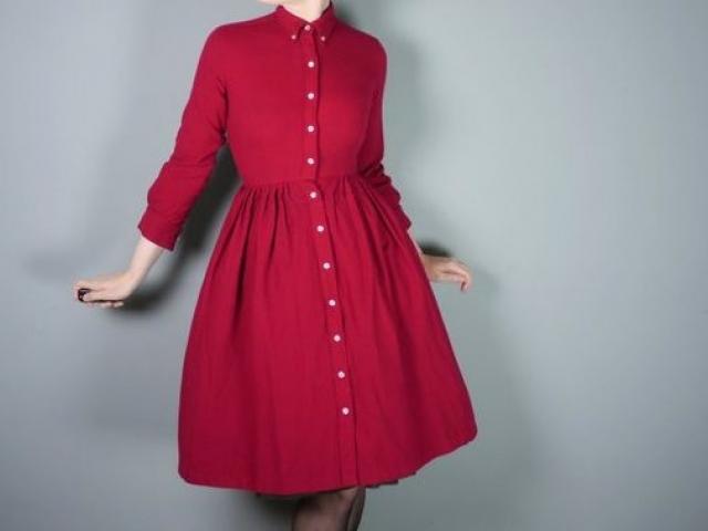 1950's Mid Century Dress