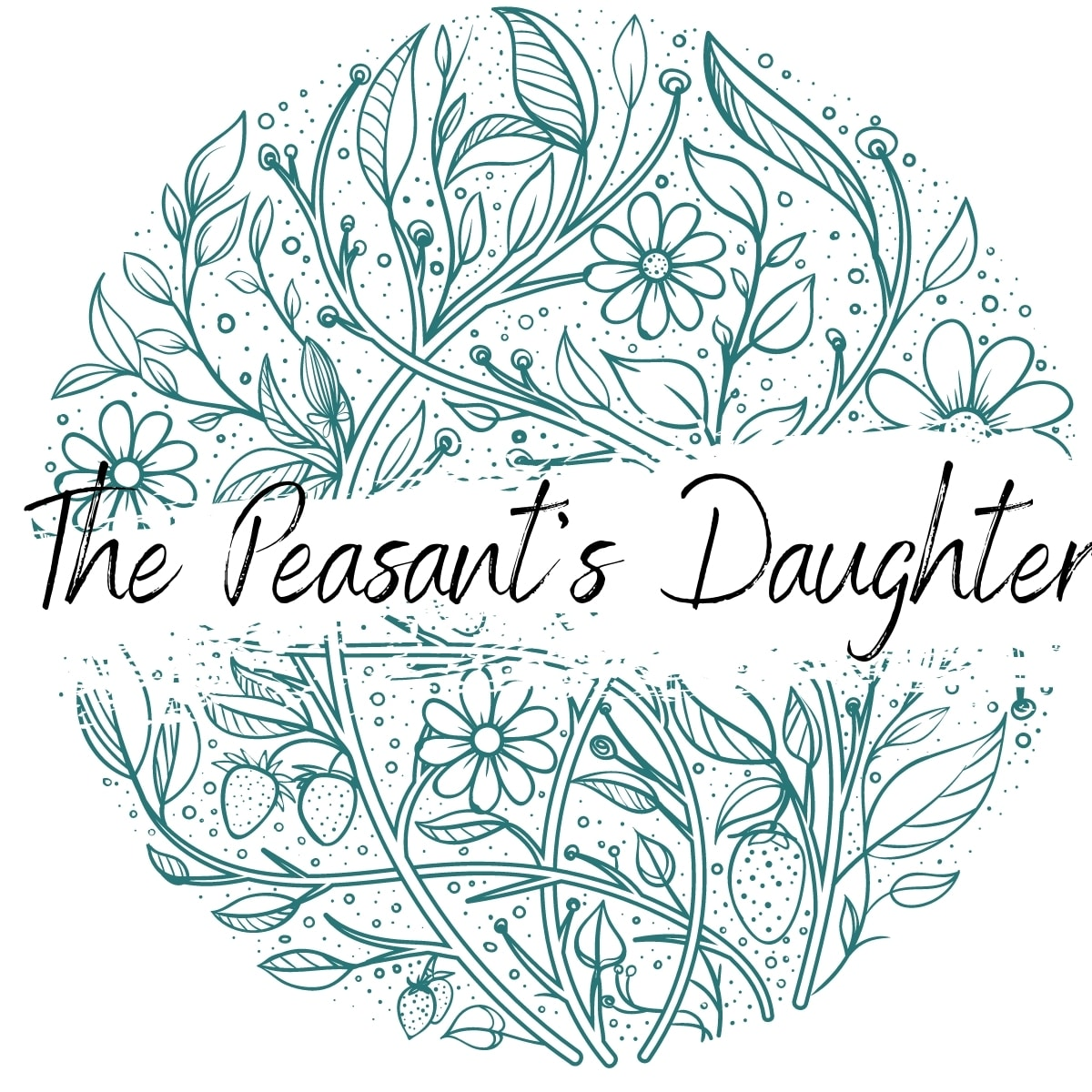 The Peasant's Daughter logo
